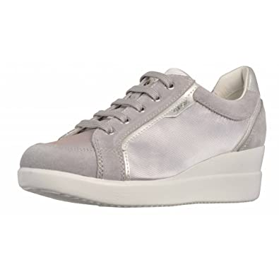 Womens D Stardust B Low-Top Sneakers Geox EeQZV5LD