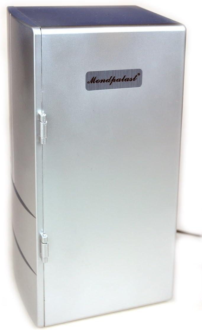 Mondpalast MP - Nevera con USB, Plateado: Amazon.es: Informática