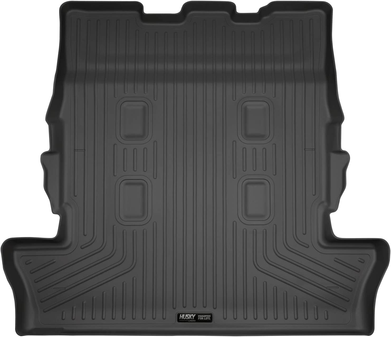 Husky Liners Fits 2013-19 Lexus LX570 2013-19 Toyota Land Cruiser with 3rd row seats Cargo Liner