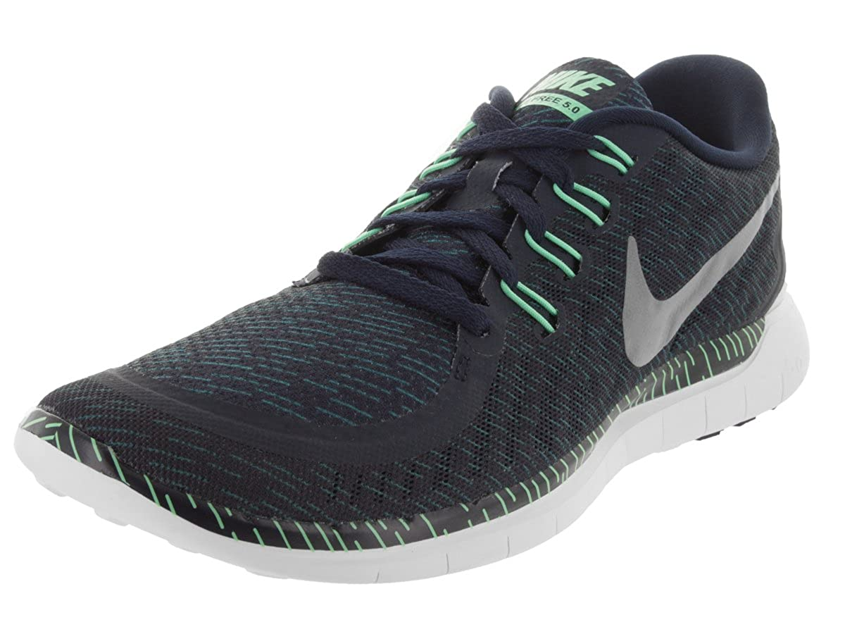 sale retailer add5a ea7a1 Amazon.com  NIKE Free 5.0 Print Running Mens Shoes Size 13  Road Running