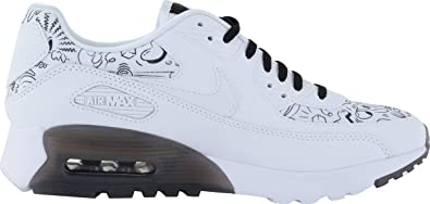 bccfcf610a207 Nike Womens Air Max 90 UItra Print Running Trainers 833339 Sneakers ...