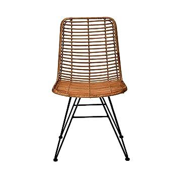 Butlers Hacienda Rattan Stuhl   Schöne Sitzgelegenheit In Modernem Design   Wohnideen  Für Küche Oder