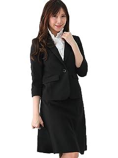 春夏 (アッドルージュ) スカート ジャケット スーツ 【b5227】 レディース AddRouge 2点セット クールビズ 洗える