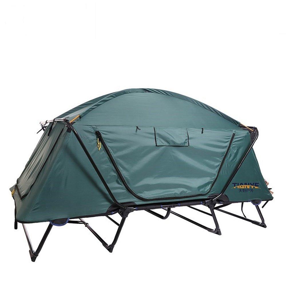 SINBRL Outdoor Automatisches Kuppelzelt Doppelschicht Groß Zelt Reisen Wurfzelt, Wurfzelt, Wurfzelt, Weg vom Boden Wasserdicht Winddicht Camping Festival eea1f9