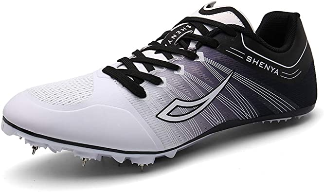 ZAKEY Mens Womens Track and Field Shoes
