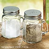 Home Essentials He/grn Panel Salt&pepper Shake