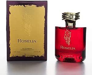 Roselia By Lattafa For Women - Eau de Parfum, 100ml