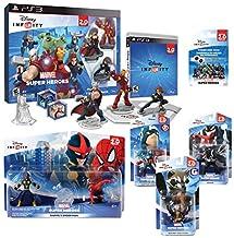 Infinity 2.0 Marvel Premium Value Pack (PlayStation 3)