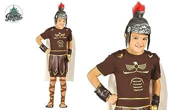 Disfraz de soldado romano infantil (7-9 años): Amazon.es: Juguetes ...