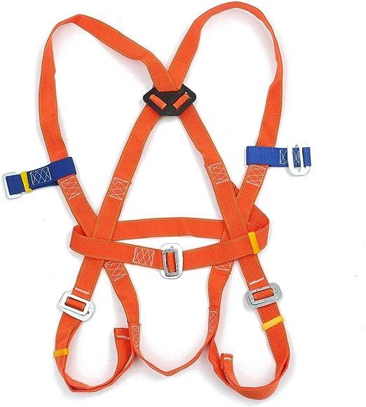 LJPzhp Cinturón de Escalada Escalada al Aire Libre Cuerpo Completo ...
