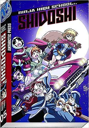 Nhs: Shidoshi Pocket Manga 5 (Ninja High School) (v. 5 ...