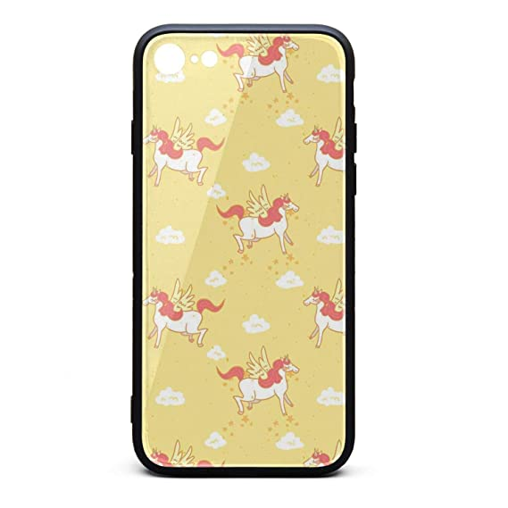 Amazon Com Wallpaper Of Cute Unicorns Personalized Iphone 8