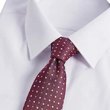 Ex Marks & Spencer T127781P M&S Collection - Corbata de seda con ...