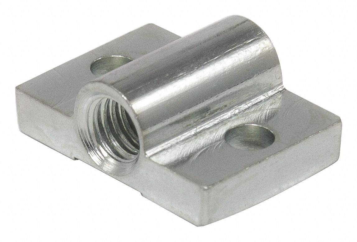 Plunger Base, SS, 5/8-11 Thread, Plain