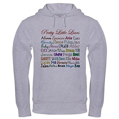 192da58c1d381 Amazon.com: CafePress Pretty Little Liars Hoodie Sweatshirt: Clothing