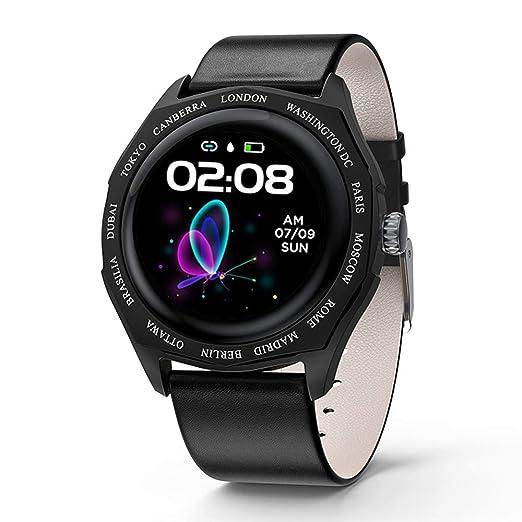 Smartwatch Pulsera De La Aptitud Con La Presión Arterial, Monitor ...