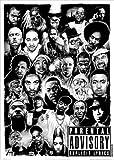 GB eye 61 x 91.5 cm Rap Gods Maxi Poster, Assorted