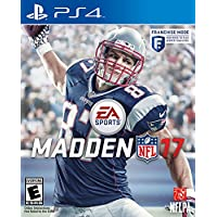 Electronic Arts Madden NFL 17 for PS4