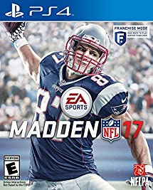 amazon com madden nfl 17 standard edition playstation 4