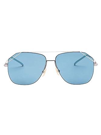 FENDI Luxury Fashion Hombre FFM0043S586LBKU Azul Claro Gafas ...