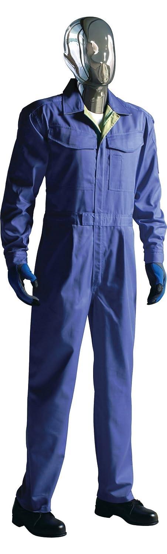 [サンディスク]SUN DISK[ツナギ服]通年 国内染色 二層構造糸 オールシーズン 長袖ツヅキ服(044-2-001/2-003) B01FG6NF6I M 2-001-ブルー 2-001-ブルー M
