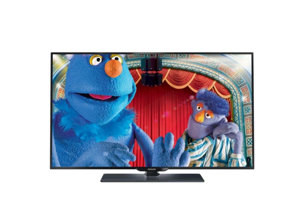 Philips 50PFK4509/12 127 cm (50 Zoll) Fernseher (Full HD, Triple ...
