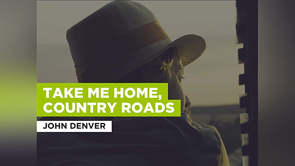 Take Me Home, Country Roads in the Style of John Denver