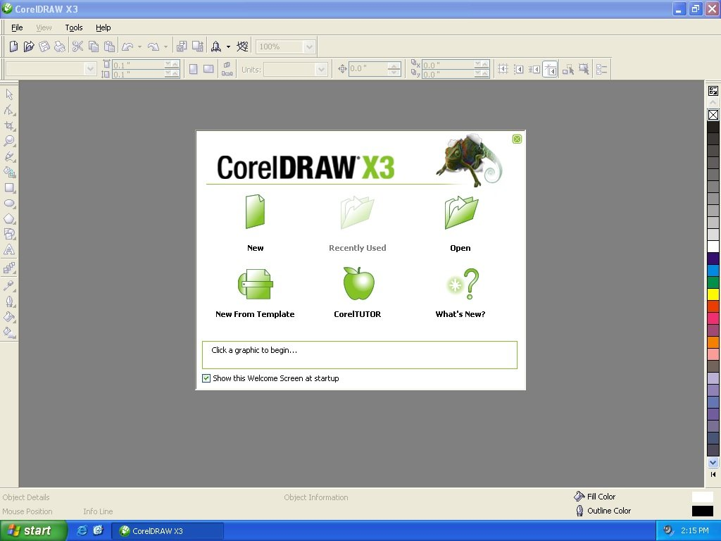 CorelDRAW X3 Training Course Level 1 and 2 by Amazing eLearning by Amazing Elearning