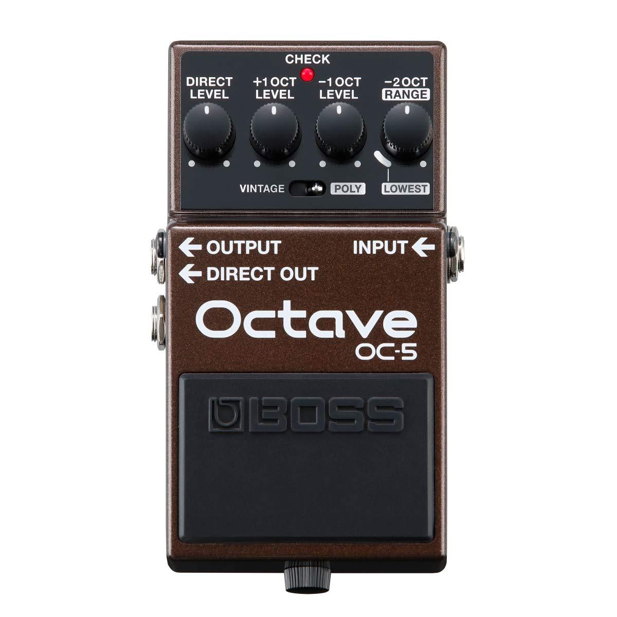 リンク:OC-5 Octave