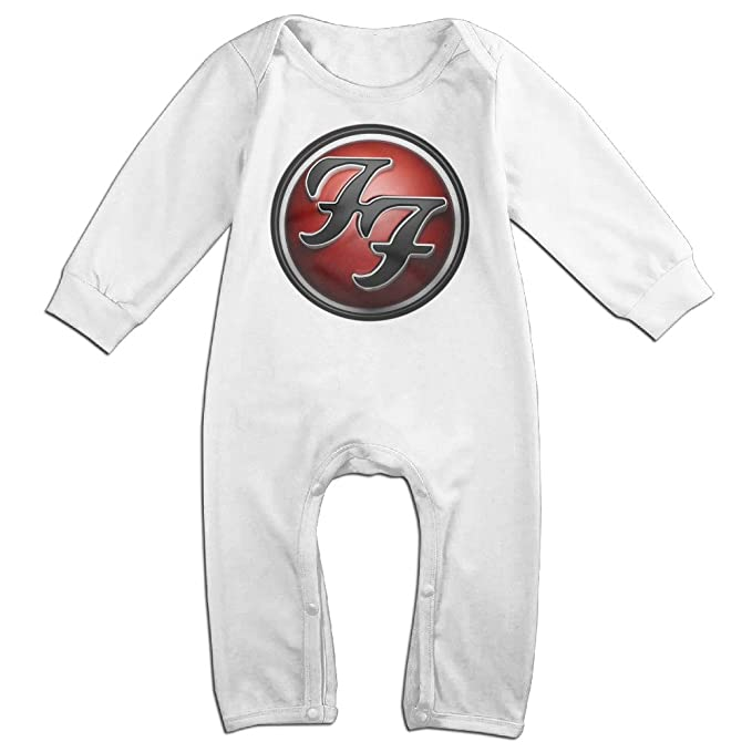 293e2a7a5 New Born Baby Foo Fighters Logo Roswell Baby Onesies Cotton Baby Outfits:  Amazon.ca: Clothing & Accessories
