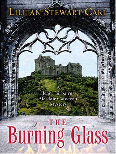 Download The Burning Glass (Five Star Mystery Series) ebook