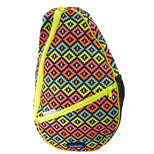 Kavu Paxton Pack, Neon Montage, One Size