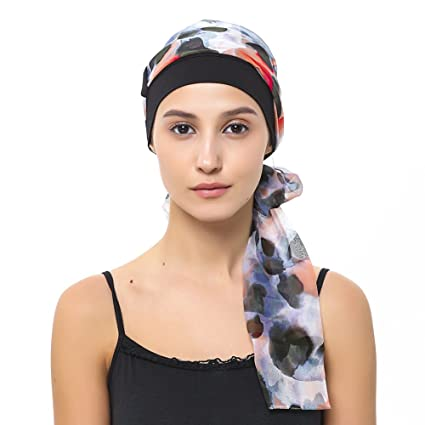 FocusCare Comfy Sleep Beanies for Hair Loss Scalps Bamboo Jersey Hats   Amazon.ca  Clothing   Accessories 5fc1118888ae