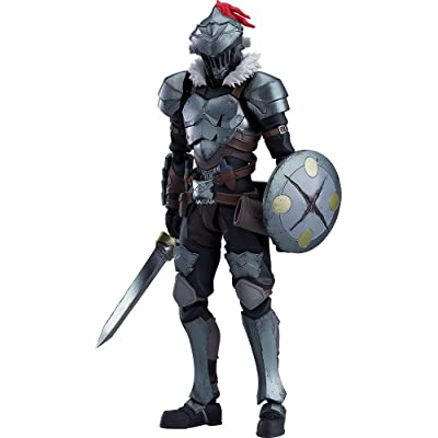 Max Factory Goblin Slayer Figma Action Figure, Multicolor M06582: Toys & Games