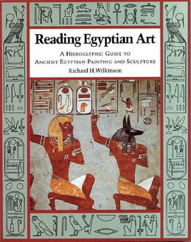 Egypt Art Sculpture (Reading Egyptian Art)