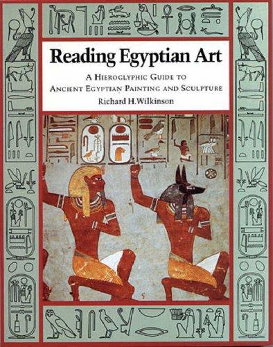 Sculpture Art Painting (Reading Egyptian Art)