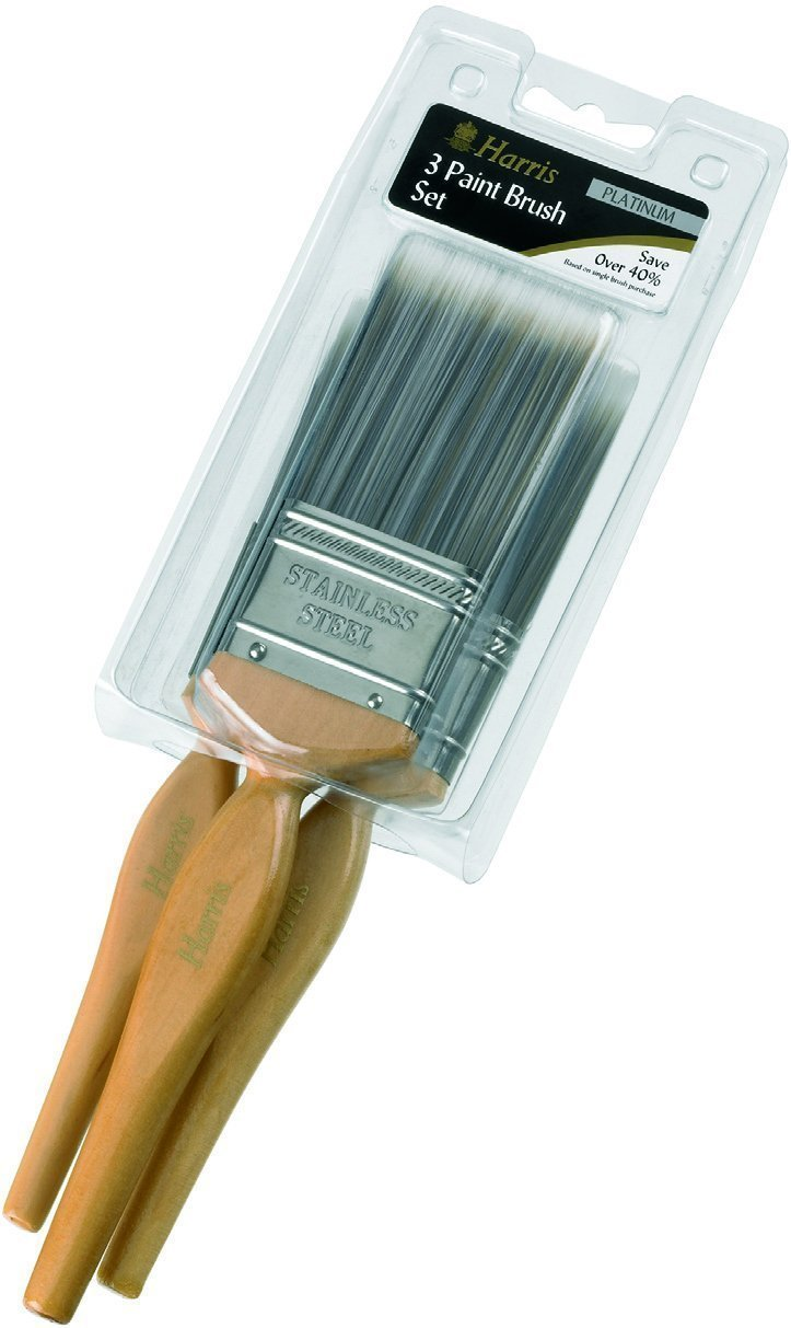 LG Harris 13189 Platinum 3 Brush Set, Others, Set of 3 Pieces