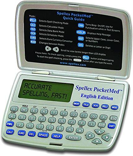 Spellex English Handheld Spell Checker