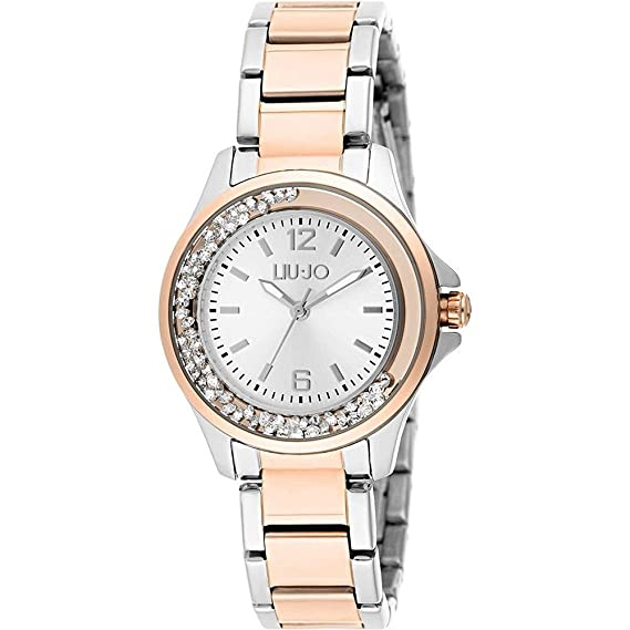 orologio solo tempo donna Liujo Dancing Mini casual cod. TLJ1212   Amazon.it  Orologi a946cfd9a3d