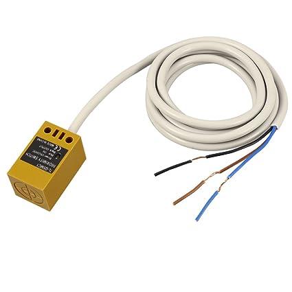 TL-Q5MC1 DC 12-24V 50 mA NPN NÚMERO Inductivo Interruptor De Proximidad Sensor