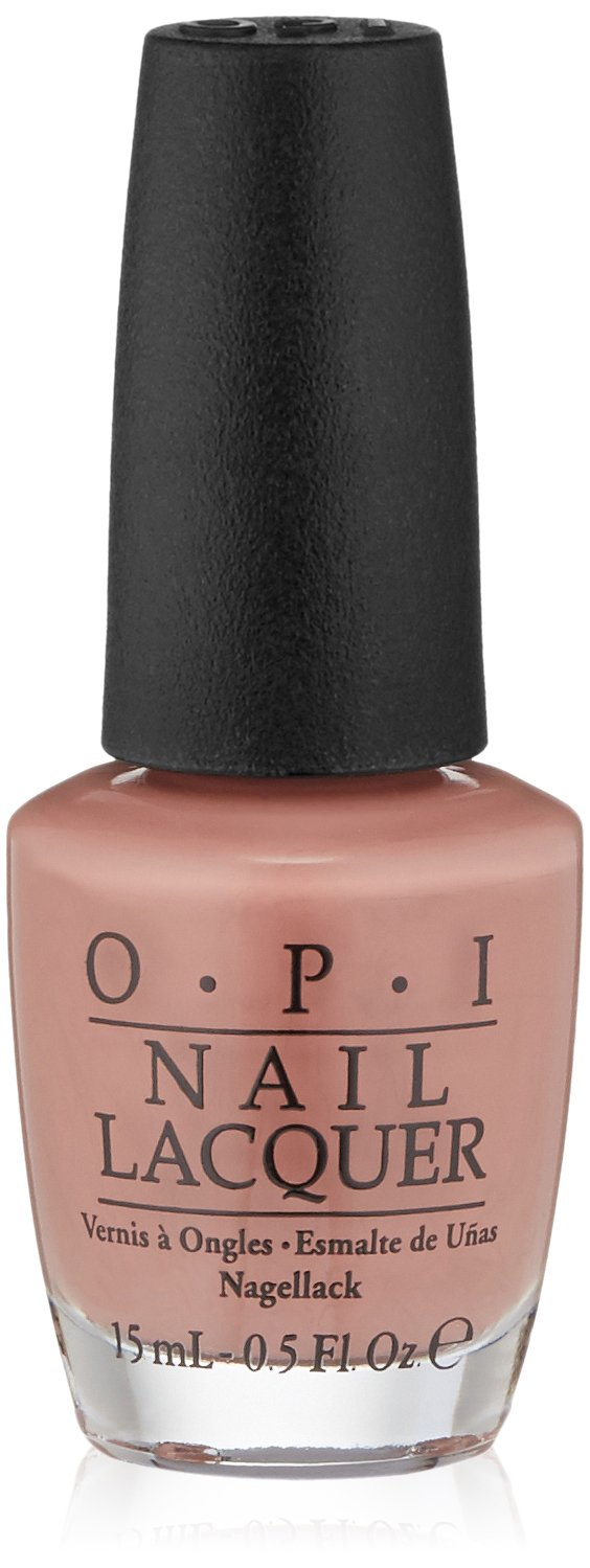 OPI Nail Lacquer Barefoot in Barcelona, Marrone OPI Product Inc NLE41