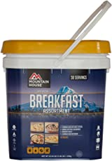 Mountain House Just in Case.Breakfast Bucket