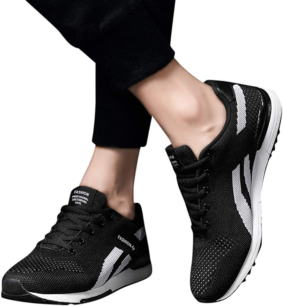 Btruely Hombre Zapatillas de Deportes Zapatos Deportivo Sneakers Running Zapatillas Casuales Zapatillas Running Hombre Auriculares Correr en Asfalto Calzado Deportivo Hombre: Amazon.es: Ropa y accesorios