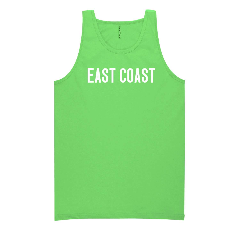 East Coast Neon Tank Top