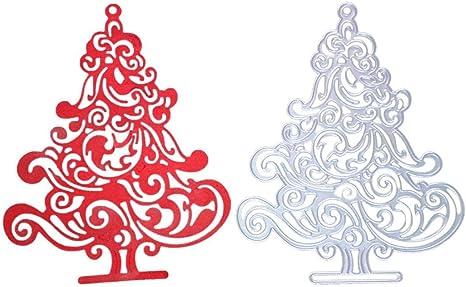 Christmas Metal Die Cutting Dies Stencil DIY Scrapbooking Album Paper Card Craft