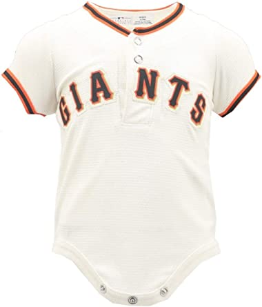 giants jersey infant