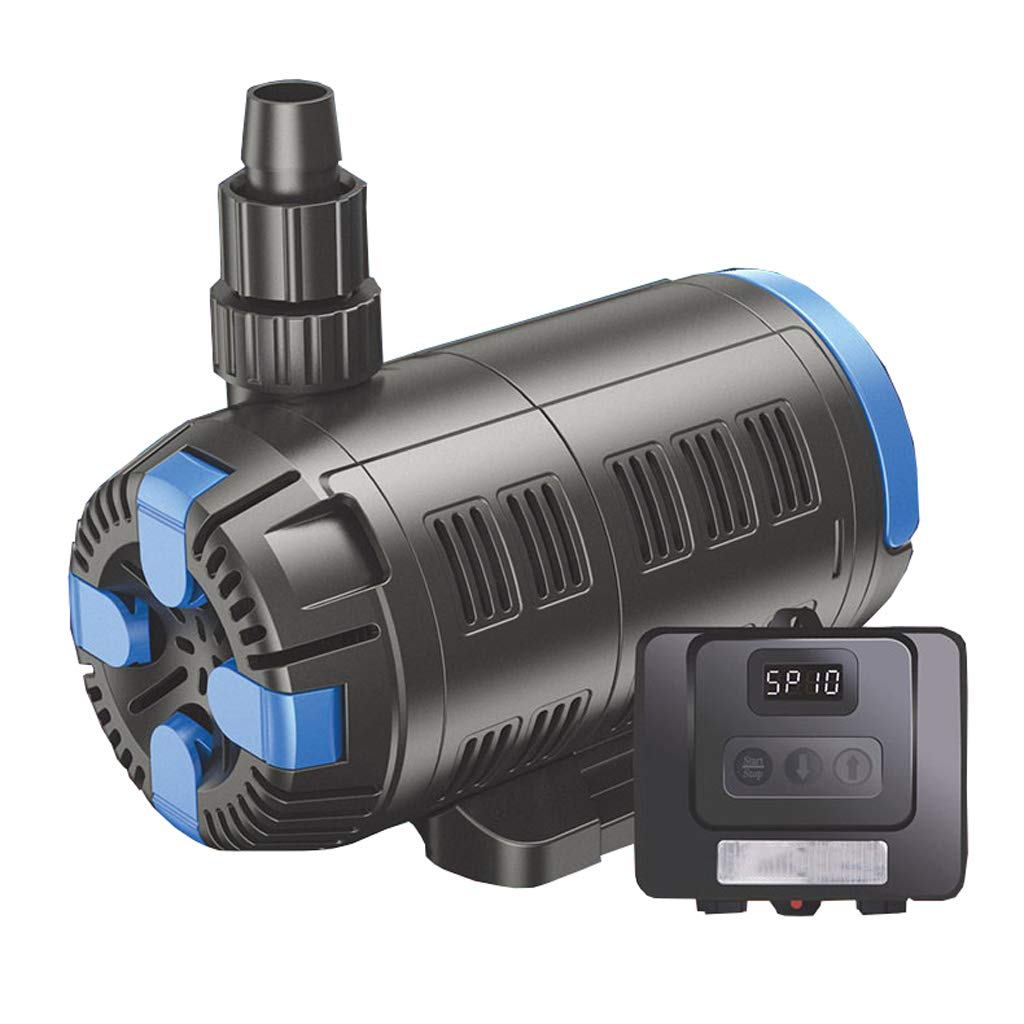 Aquarium Frequency Congreener Pump Silent Submersible Pump Aquarium Filter Pump