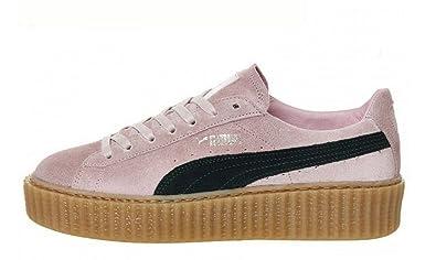 Puma Damen Sneaker Rose Et Vert
