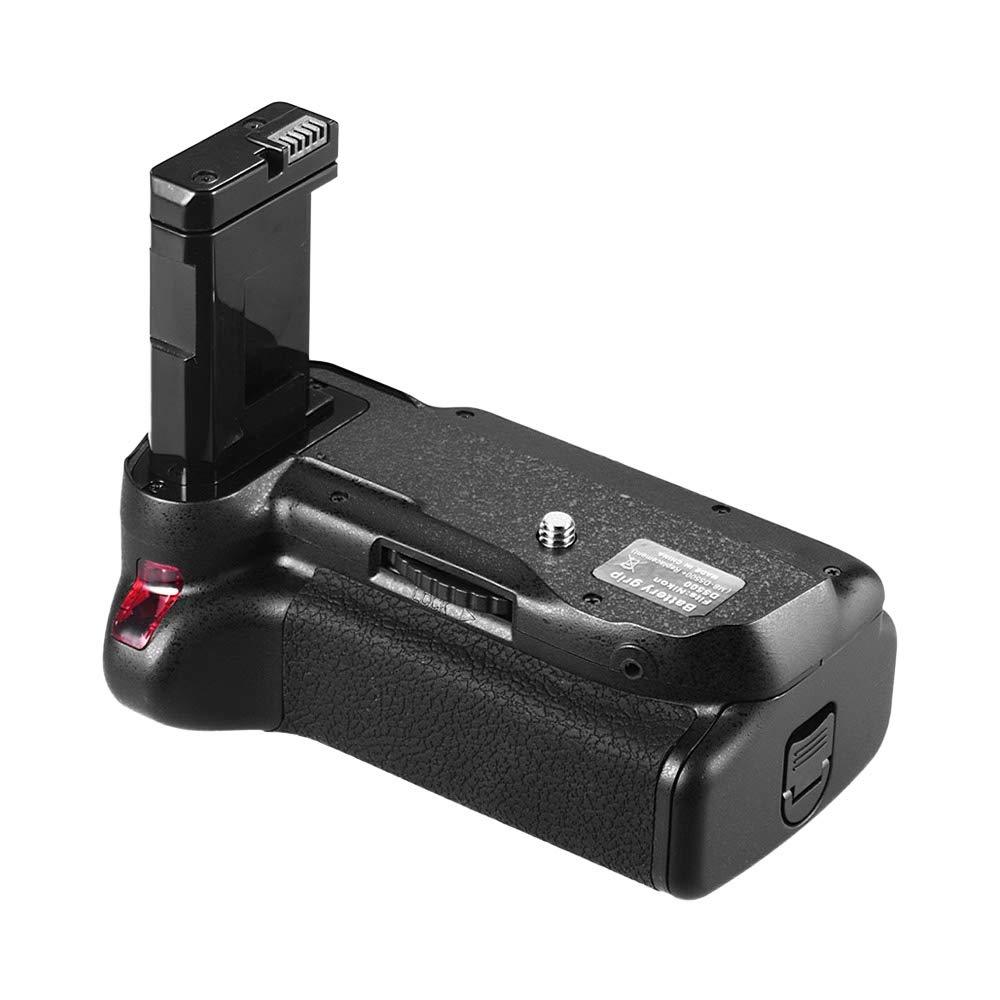 TOPTOO Soporte Vertical de empuñadura de la batería para la cámara ...