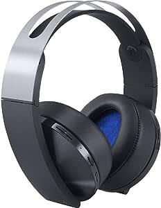Sony Playstation Platinum Wireless Headset 7.1 Surround Sound PS4 (Renewed)
